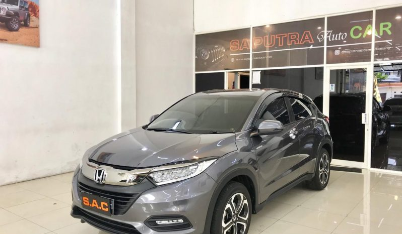 HONDA HRV E PLUS CVT 2018 full