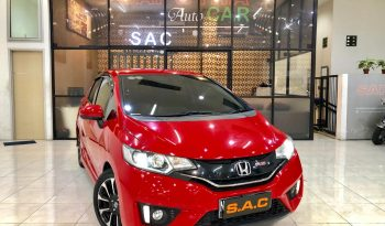 HONDA JAZZ 1.5 RS CVT 2016 full