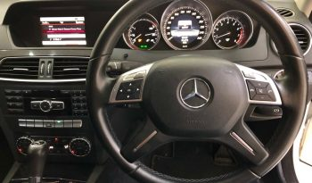 MERCEDES BENZ C200 CGI AT 2013 full
