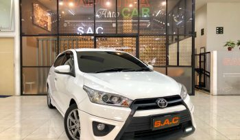 TOYOTA YARIS S 1.5 TRD SPORTIVO AT 2015 full