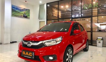 HONDA ALL NEW BRIO 1.2 CVT 2018 full