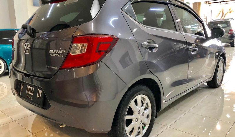 HONDA ALL NEW BRIO E MT 2018 full