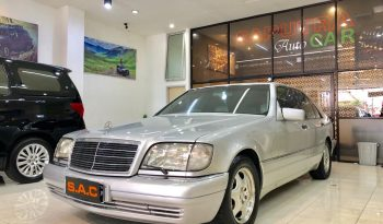 MERCEDES BENZ S320 L Ex KTT W140 1997 full