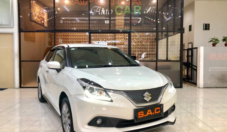 SUZUKI BALENO HATCHBACK MT 2017 full