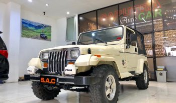JEEP CJ7 CONVERT YJ SAHARA EDITION 1981 full