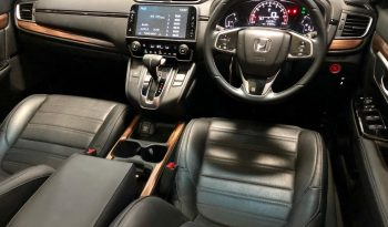 HONDA CRV PRESTIGE 1.5 TURBO 2018 full