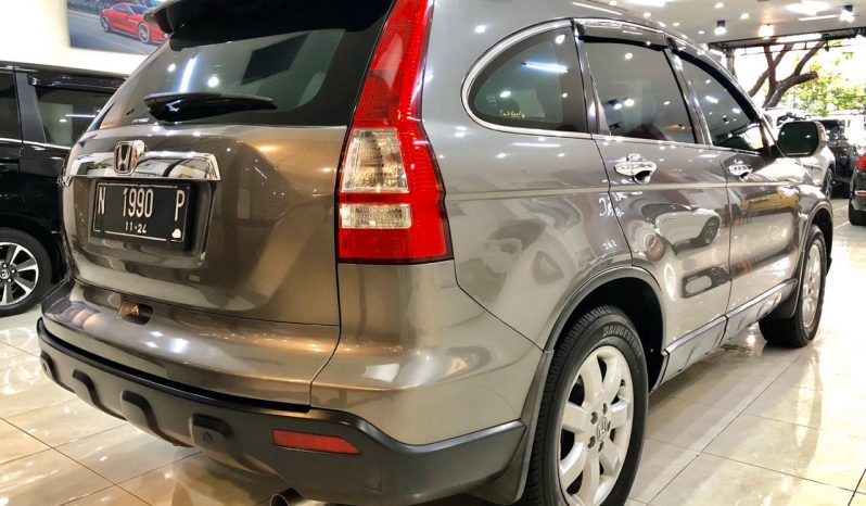 HONDA CRV 2.4 AT 2007 full