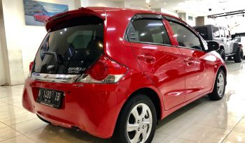 HONDA BRIO E 1.2 MT 2018 full