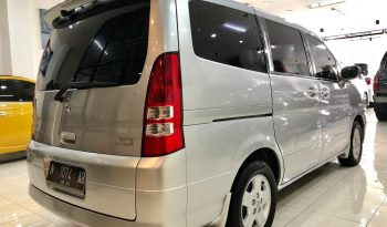 Nissan Serena Highway Star 2.0 AT 2007 full