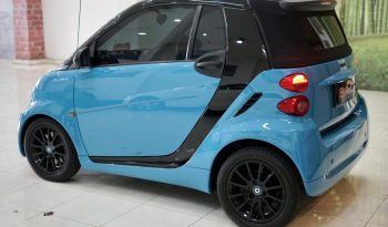 Smart Fortwo 52KW MHD Cabrio AT 2010 full