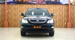 Toyota Harrier 2.4L 2WD AT 2008