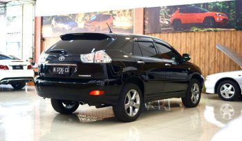 Toyota Harrier 2.4L 2WD AT 2008 full